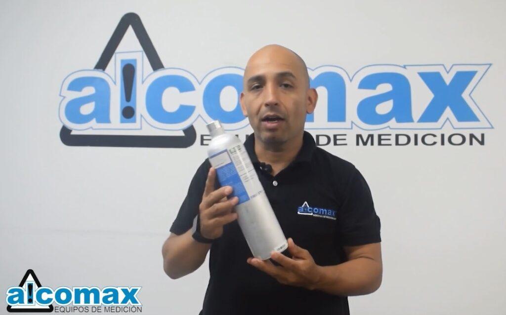 capacitacion detector gases peru alcomax