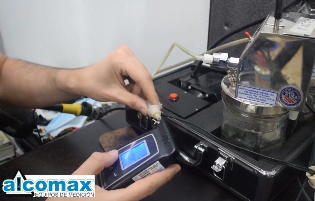 Calibracion y verificacion equipos de medicion